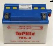 Акумулятор для мототехніки Toplite 4Аг (Yuasa)