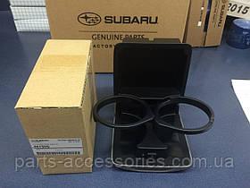 Подстаканник серый Subaru Forester 2003-08 новый оригинальный