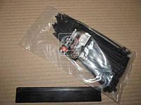 Хомут пластиковый 3.6х150мм. черный 100шт./уп. . DK22-3.6х150BK