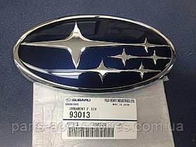 Эмблема значок в решетку радиатора Subaru XV Crosstrek 2013-14 новые оригинал