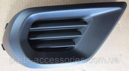Решетка в бампер передний правая Subaru Forester 2014-17 новая оригинал