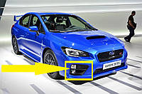 Решетка в передний бампер правая Subaru Impreza WRX и WRX STI 2014-17 новая оригинал