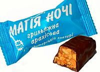 Грильяж з арахісом