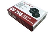 """Автоколонки высокочастотные """"Celsior"""" 120 Вт шелковая мембрана (CS-206)"""