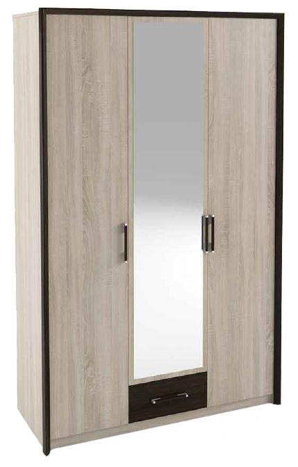 Шкаф 3Д Скарлет Сокме