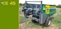 Машина для внесения твердых удобрений CE 45
