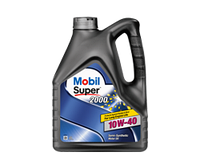 Олива Mobil Super 2000 10w40 4л*