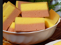 Суфле лимонне