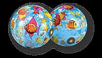"""Резиновый мяч Dema-Stil """"Мир моря"""" 23 см."""