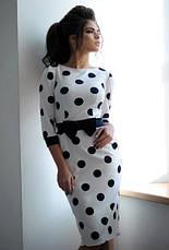 Платье Горошек , фото 3