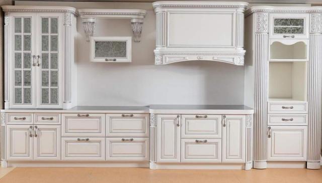 Мебель для кухни и столовой из дерева