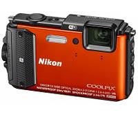 Фотоаппарат Nikon Coolpix AW130 Orange
