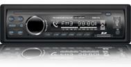 "Автомагнитола ""Celsior"" MP3/USB/SD/ISO/доп. разъем CSW-114 (голубая подсв.)"