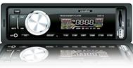 "Автомагнитола ""Celsior"" MP3/USB/SD/ISO/доп. разъем CSW-115 (белая подсв.)"