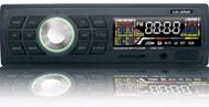 "Автомагнитола ""Celsior"" MP3/USB/SD/ISO/доп. разъем CSW-1503 (зеленая подсв.)"