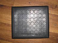 Резиновый коврик Монетка в канте