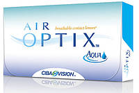 Контактные линзы Air Optix Aqua (3 шт./уп ). - 610 грн.