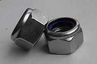 Гайка М27 DIN 985, ISO 10511 самозажимная