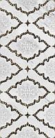 Плитка Атем Калаката настенная декор Atem Calacata B 200x500 мм