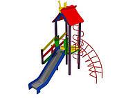 Детский игровой комплекс Петушок горка 1,2м