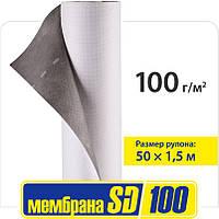 Супердиффузионная мембрана SD100 100 г/м2 (75м2)
