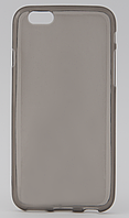 "Чехол на заднюю крышку Florence для iPhone 6 / 6s (4.7"") серая полупрозрачная"