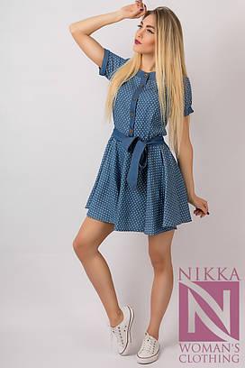 Женское платье №70-017
