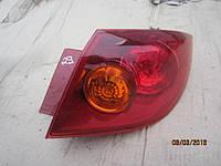 Фонарь задний Mazda 3 5D правый в крыло