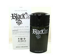 Paco Rabanne Black XS For Him edt 100 ml тестер
