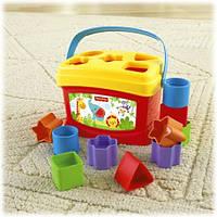 Сортер Первые кубики малыша Fisher Price К7167