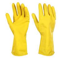 HOUSEHOLD перчатки хоз L  латекс