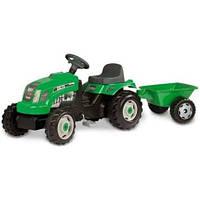 Трактор Педальный с Прицепом  33329