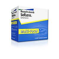 Контактные линзы SofLens Multi-Focal 6-шт  1шт-299 гр