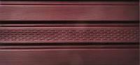 Софит Соффит Т20 коричневый (перфорир.) 3м, 0,7м2