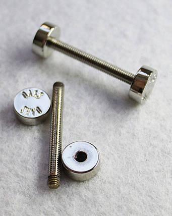 Декор ИУ 019 шпилька с двухстор резьбой., фото 2