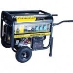 Бензиновый генератор FIRMAN FPG 7800E2 (5,0 кВт-5,5 кВт, электрозапуск)