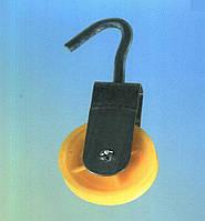 Ролик для подъема системы поения 60 мм.