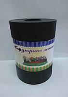 Бордюрная лента Геодор 20x900 см черная