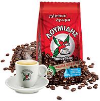 Грецька кава без кофеїну