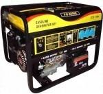 Бензиновый генератор (электростанция) Forte FG6500E (5,0 кВт-5,5 кВт, электрозапуск)