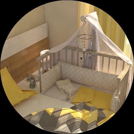 """""""Multi-bed"""" Premium кроватки для новорожденных! Приставная кроватка полукруглая!"""