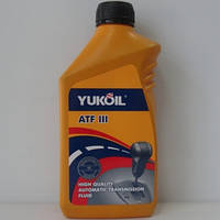 Масло ATF III трансмиссионное YUKOIL