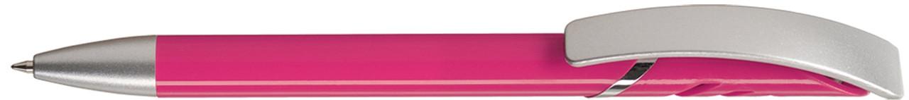 Ручка пластиковая VIVA PENS Starco Color розовая