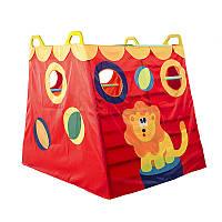 """Детский домик-палатка """"Цирк"""" (чехол для ДСК """"Вырастайка"""") , фото 1"""