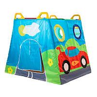 """Детский домик-палатка """"Машинка"""" (чехол для ДСК """"Вырастайка"""") , фото 1"""