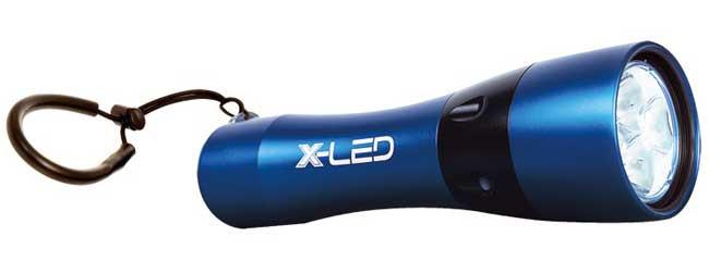 Фонарь SEAC X-LED