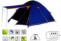 Палатка 3-х местная Coleman Х-1015
