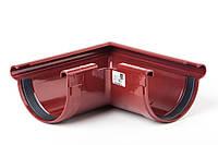 Угол наружный Z90° PROFiL 130/100 красный