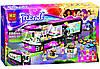 Конструктор Bela Friends Автобус Поп звезды 10407