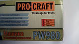 Угловая шлифмашина PROCRAFT PW-980 125 мм, фото 3